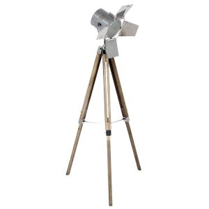 Tripod Film Set Truffle Lamp