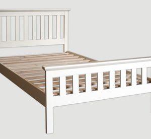 Derg Bedroom Range 4'6  Double Bed