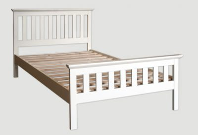 Derg Bedroom Range 4'6  Double Bed