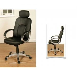 Viking Black Office Chair
