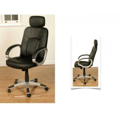 Viking Black Office Chair