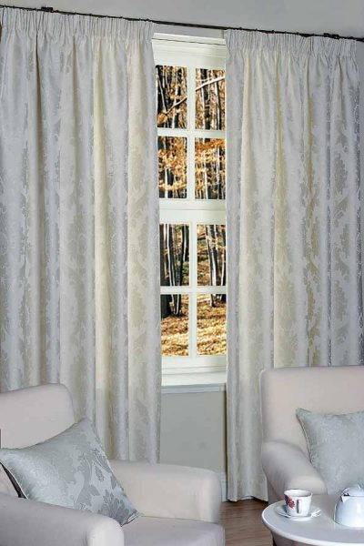 Winchester Pearl WPT Ready Made Curtains