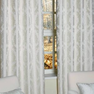 Winchester Pearl Ready Made Curtains