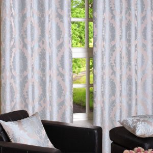 Winchester Wedgewood Ready Made Curtains