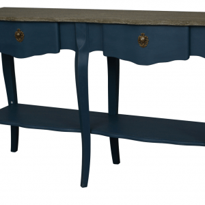 Celine 2 Drawer 1 Shelf Console Table