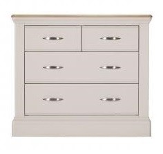 Tenby 2+2 Drawer Chest