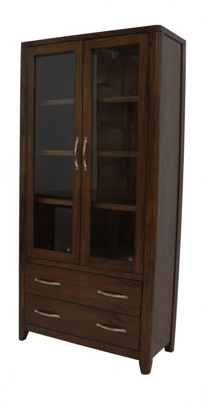 Catalina Walnut Display Unit