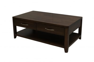 Catalina Walnut Coffee Table