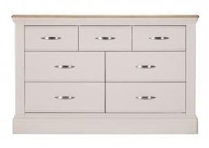 Tenby 3+4 Drawer Chest