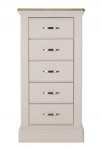 Tenby 5 Drawer Tall Chest