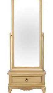 Limoges Cheval Mirror