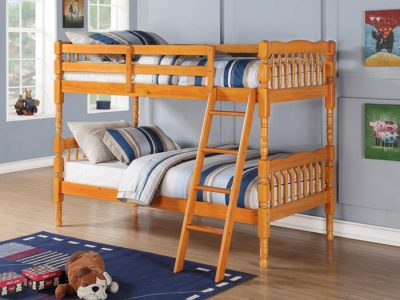 Kerri Bunk Bed Natural