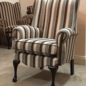 Queen Anne High Legs Chair