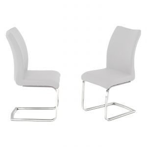 Paderna Light Grey Chair