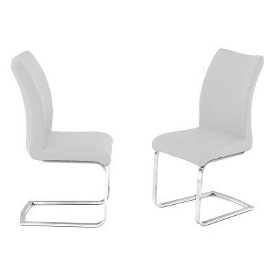 Paderna Light Grey Chair