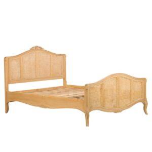 Limoges Wood Bedframe
