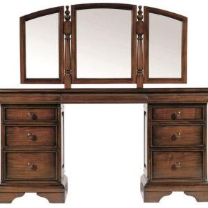 Normandie Dressing Table & Mirror