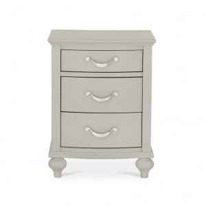 Montreux Urban Grey Nightstand (3 Drawers)