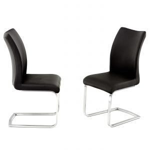 Paderna Black Chair