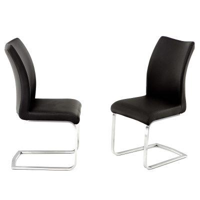 Paderna Black Chair