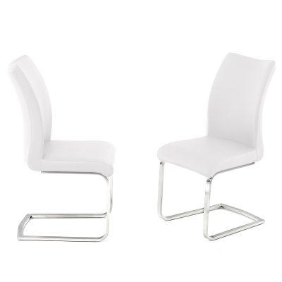 Paderna White Chair