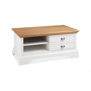 Hampstead Two Tone Rectangular Coffee Table
