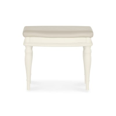 Bordeaux Ivory Stool