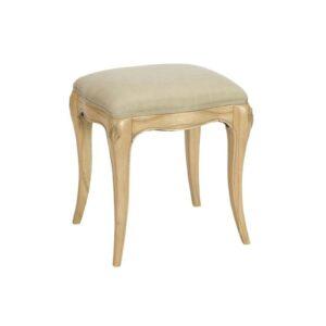Limoges Upholstered Stool