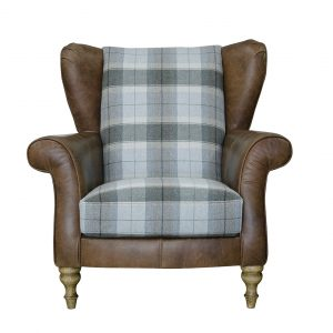 Lawrence Wing Chair Option 1