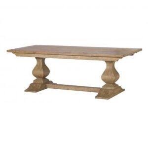 Hardy 220cm Atlas Dining Table