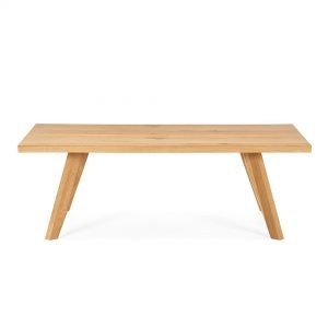 Avalon Rustic Oak 6 Seater Dining Table