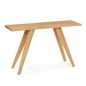 Avalon Rustic Oak Console Table