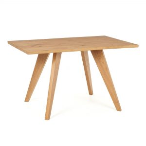 Avalon Rustic Oak 4 Seater Dining Table