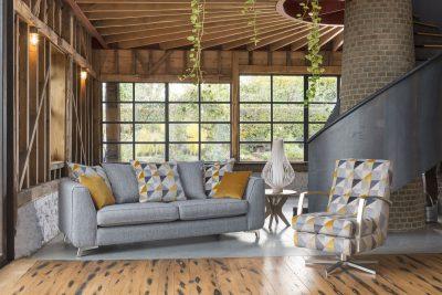 Solna 3 Seater Sofa