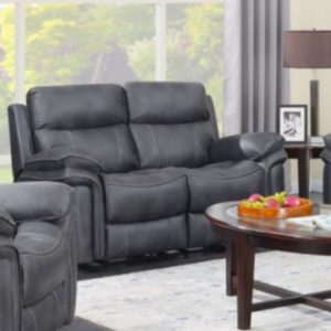 Emily Charcoal Grey 2 Seater Sofa