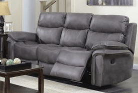 Emily Charcoal Grey 3 Seater Sofa