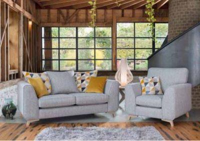 Solna 2 Seater Sofa