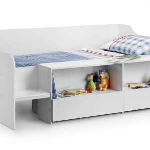 Stella Low Sleeper White