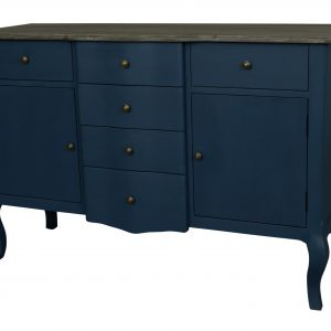 Celine 2 Door 6 Drawer Sideboard