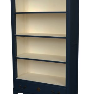 Celine Bookcase with Drawer