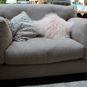 Slouch Love Seat
