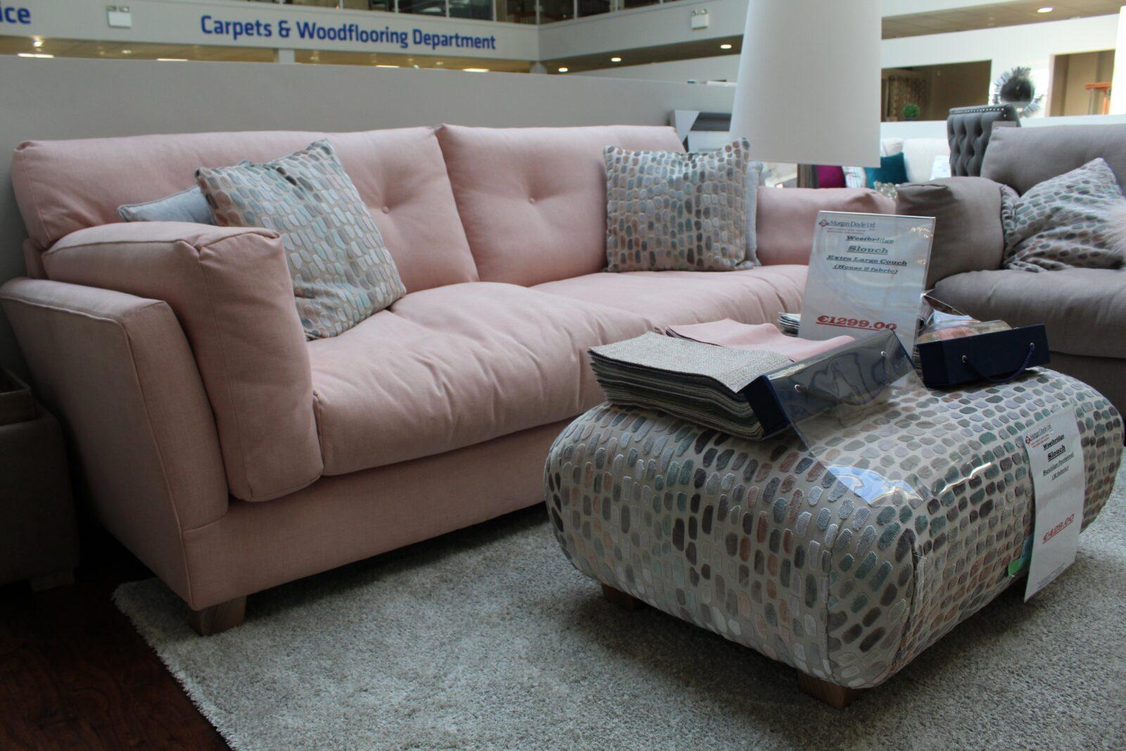 Slouch Extra Large Sofa From Westbridge