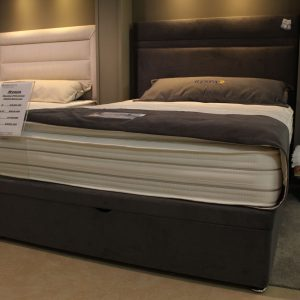 Respa 4' Henley 2000Pkt Pillowtop Mattress