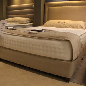Respa 4' Tranquility 2000 Pocket Mattress