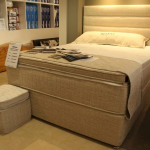 Respa 4'6 Sublime Support 2000 Pocket Mattress