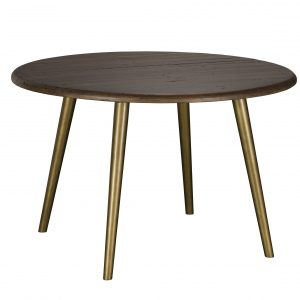 Lineo 1.2m Round Dining Table