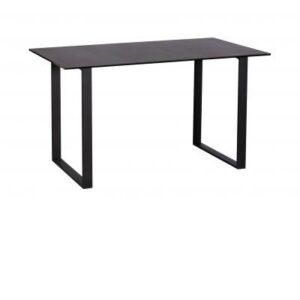 Panama 135cm Dining Table (Dark Grey)