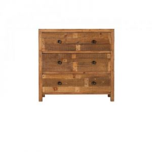 Nixon 3 Drawer Wide Ches