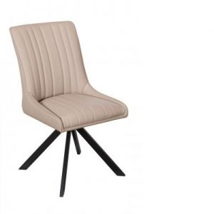 Chloe Dining Chair (Taupe)