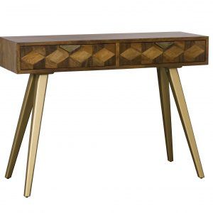 Boxer Console Table